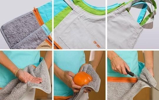 Фартук-полотенце