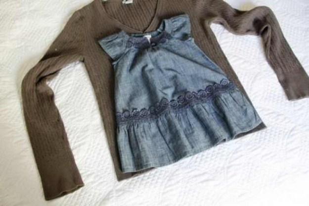 Платьеце для дочки2