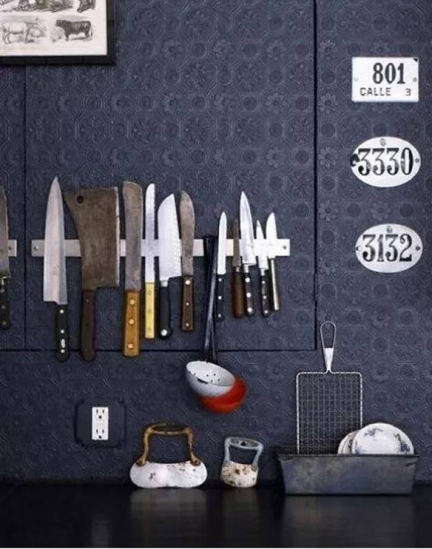 как хранить ножи