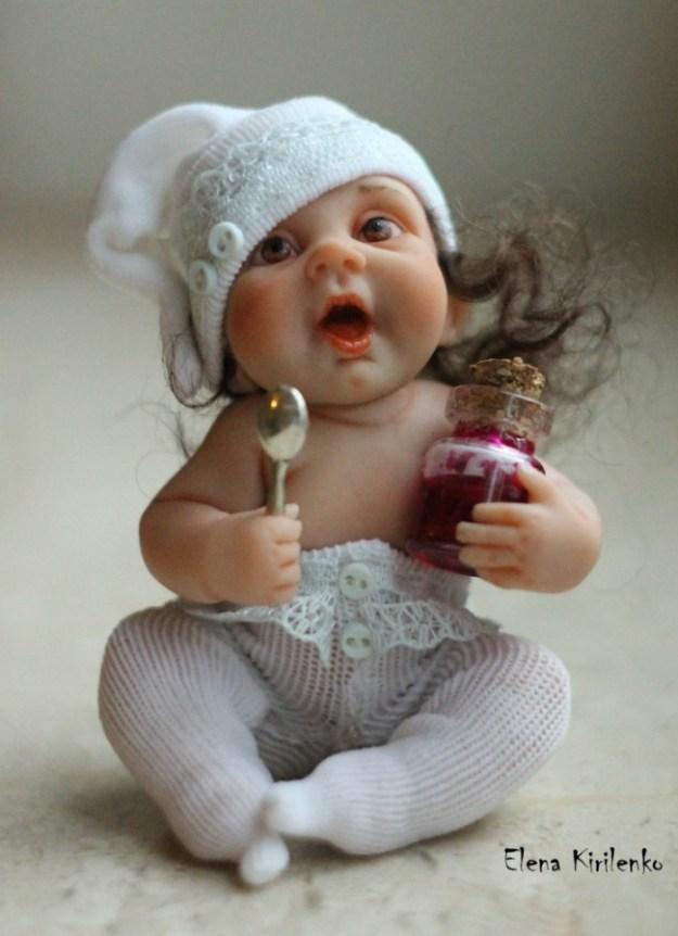 куклы в виде деток