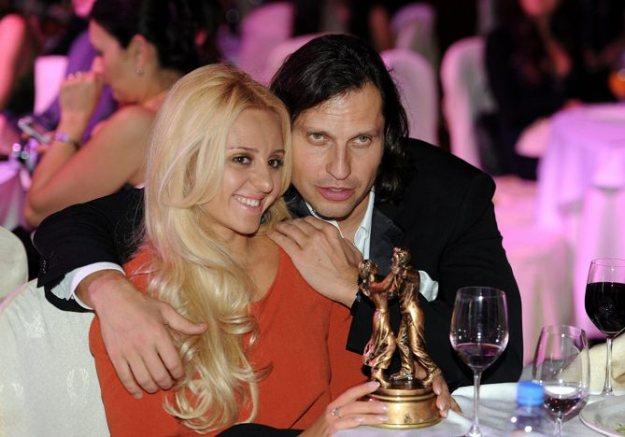 Александр Ревва и Анжелика