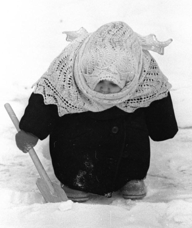 Если зима - значит одеваться нужно теплее