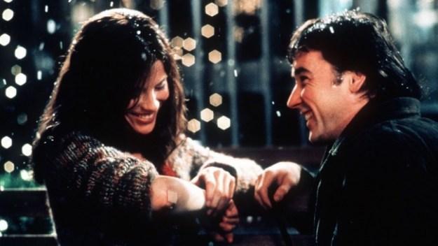 Интуиция (США, 2001). Интересная любовная история о двух людях, которые повстречались однажды зимним днем...