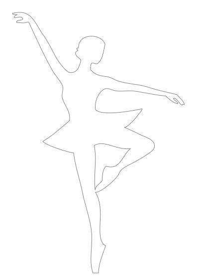 снежинка балеринка2
