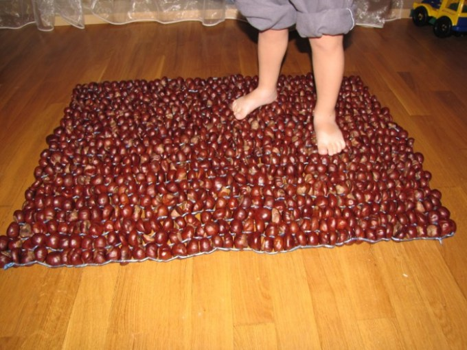 коврик для массажа