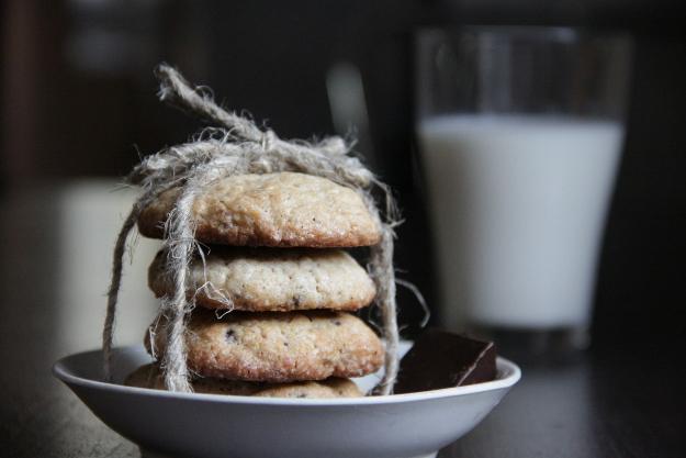 Вкусное, рассыпчатое, невероятно быстрое, самое настоящее песочное печенье