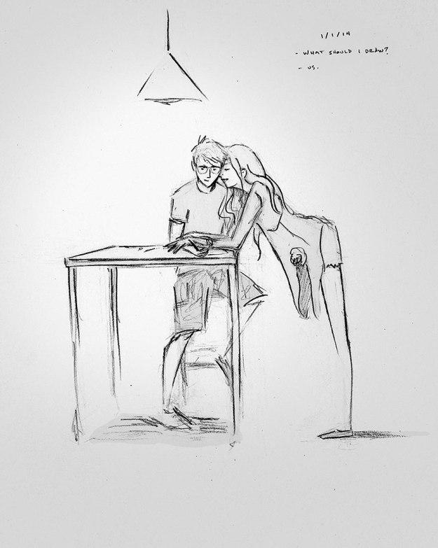 Что я могу рисовать кроме нас