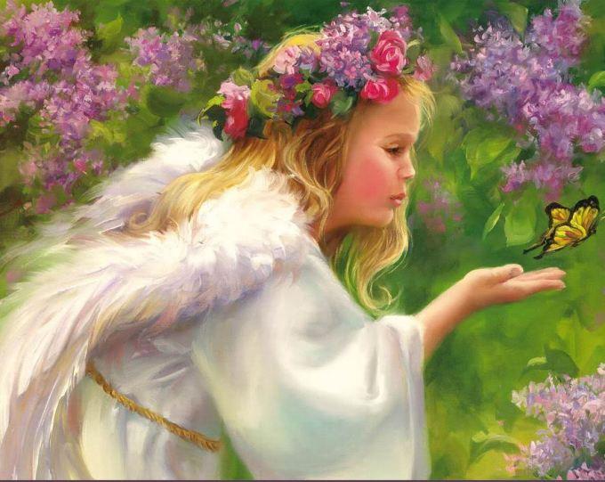 притча ангел