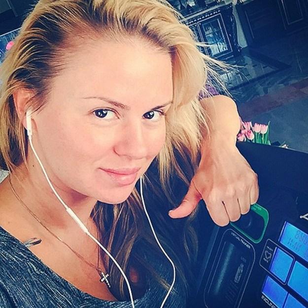 Анна Семенович, 35 лет