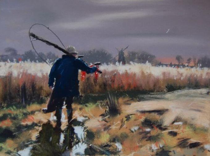 Картины Кирона Уильямсона