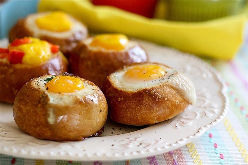 рецепт горчичной булочки советских времен