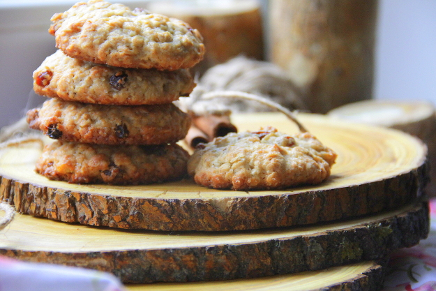 Идеальное овсяное печенье