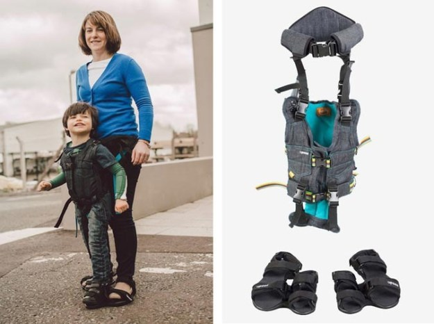 изобретение для парализованных детей