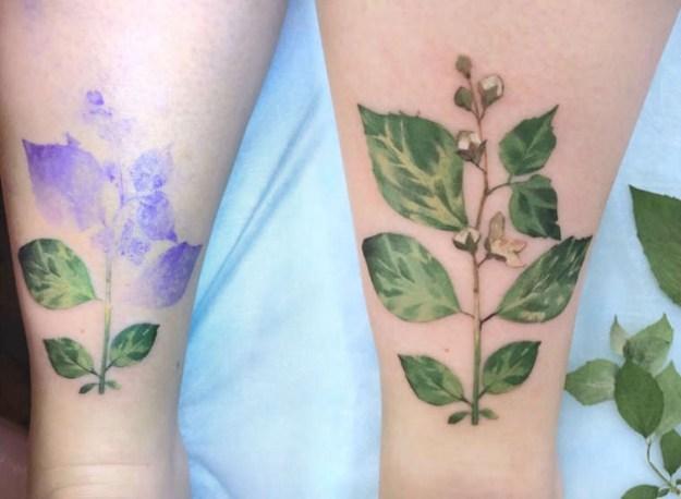 татуировщица из киева
