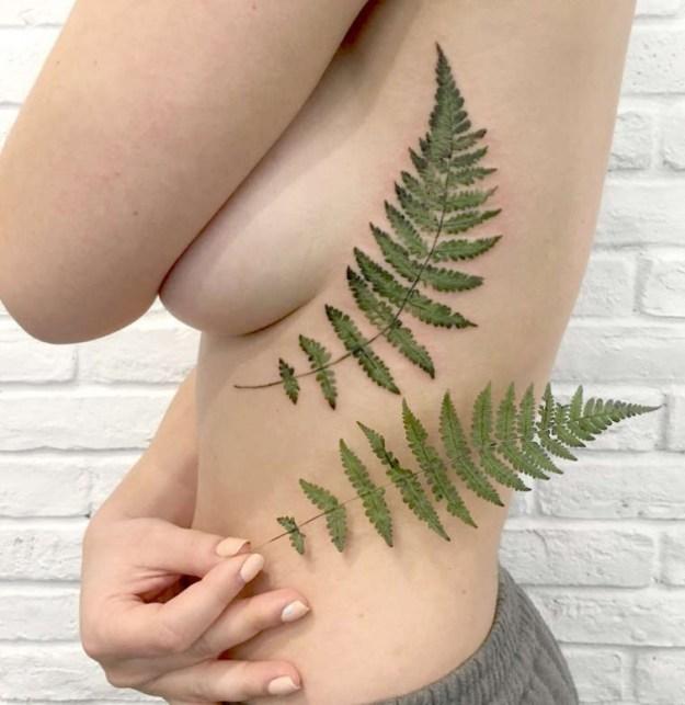 украинская татуировщица