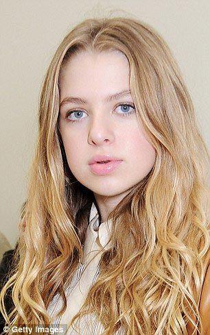 15-летняя Анаис Галлахер - копия своего отца - основателя группы Oasis - Ноэлема Галлахера1