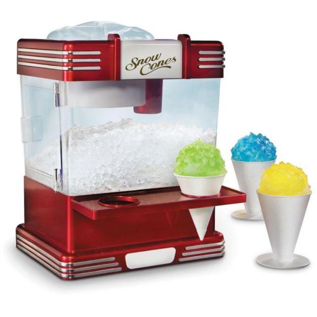 Машинка для замороженого фруктового сока