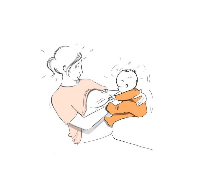 Смешные картинки по грудному вскармливанию