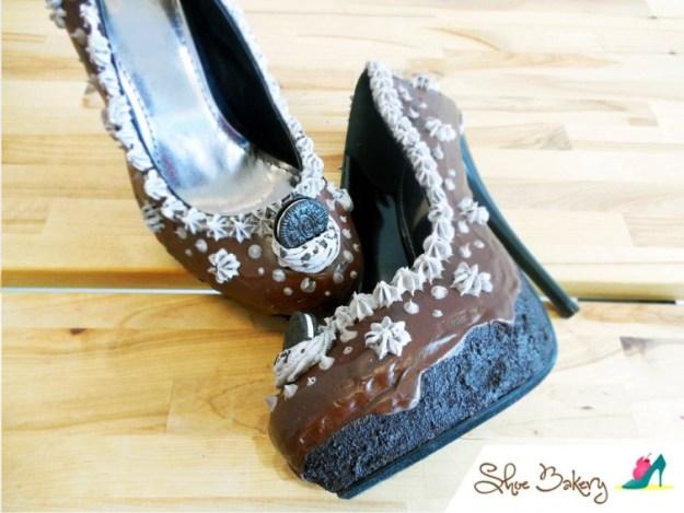 туфли в виде сладостей