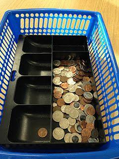 сортируем монеты
