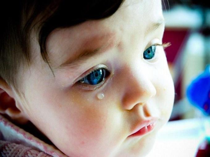 детский плач как реагировать
