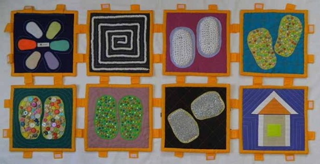 идеи для массажного коврика
