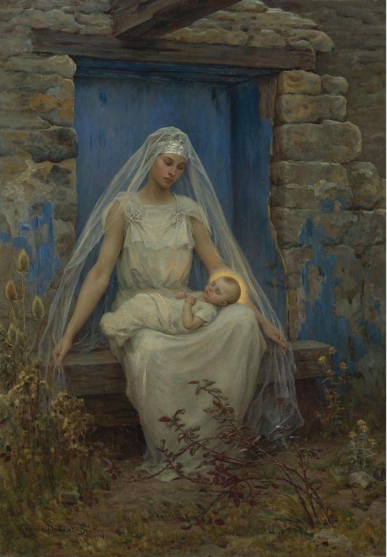 картины материнства