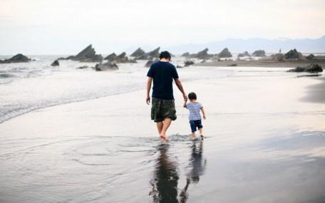 Трогательная притча об отце и сыне