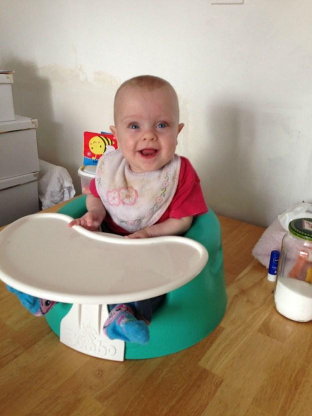 И вот нашей дочери уже 6 месяцев!