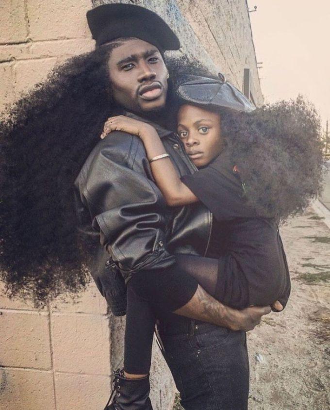 бенни харлем и его дочь