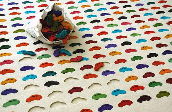 ковры пазлы