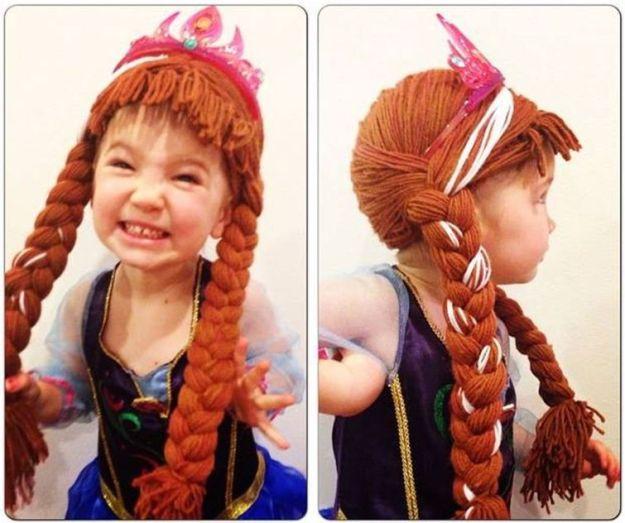 парики для детей с лимфомой