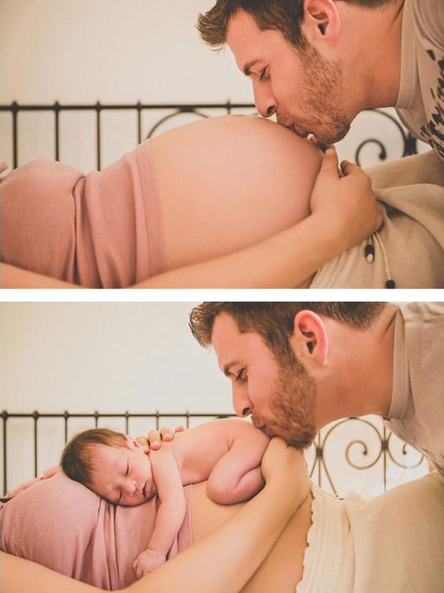 беременные фотосессии