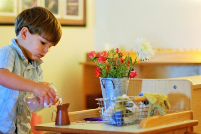 руководство для родителей. монтессори-метод