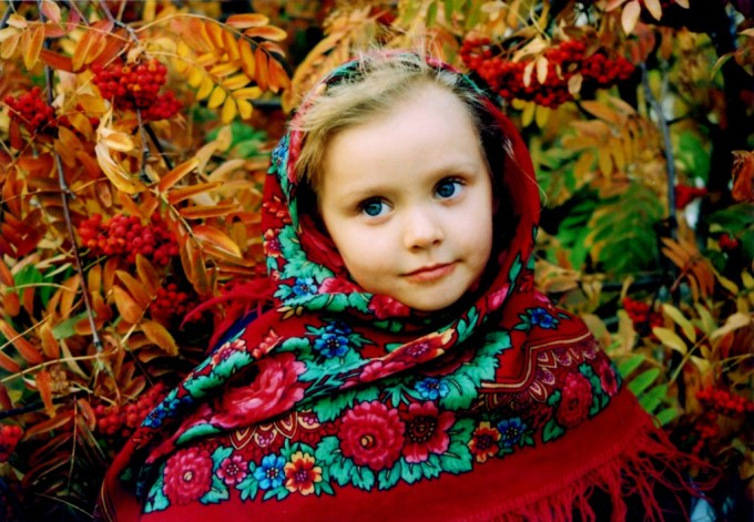 материнство по русски