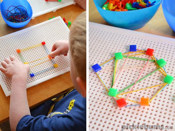 игры с геометриком