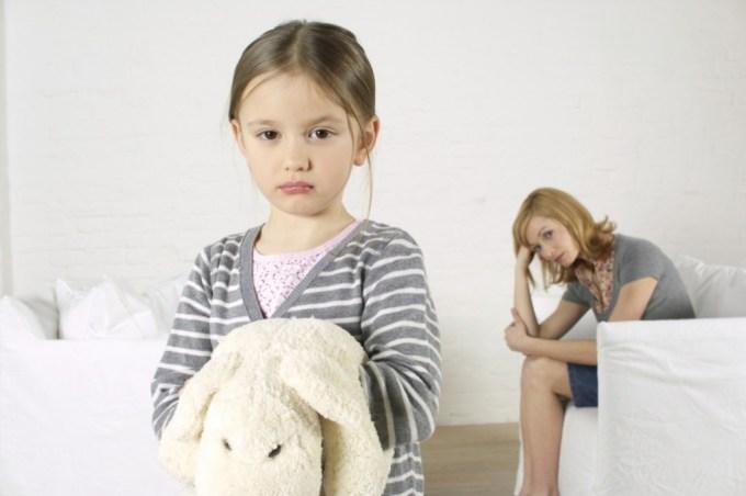 послушный ребенок