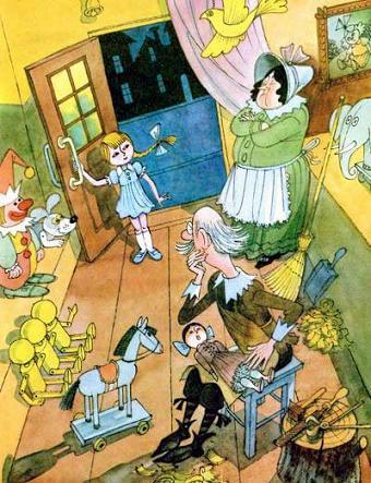 Сказки для любимой дочки
