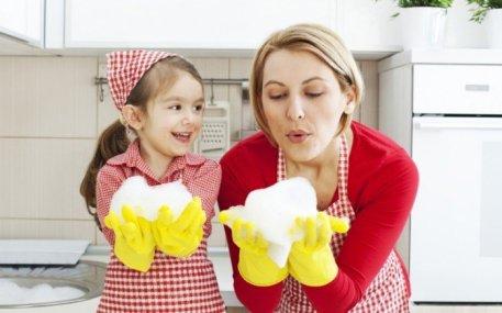 Эко-средства для уборки, которые можно сделать своими руками