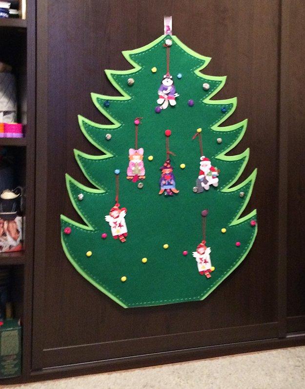 Как сделать елку за 5 минут, мамские хобби и что подарить друзьям на Новый год и Рождество
