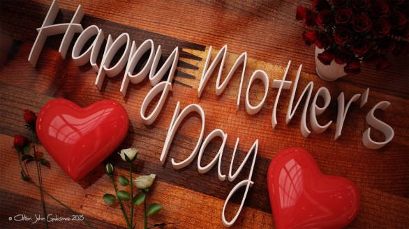 Happy Mothers Day 3D Photos