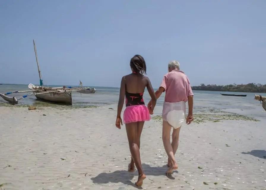 Sponsors kenya rich in Wealthy Older