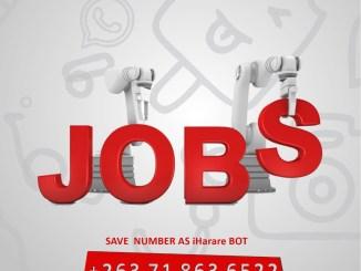 iharare jobs