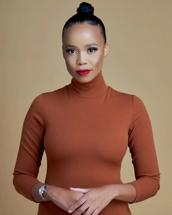 Fans Complain about Actress Ntando Duma saying Mpho can't act in The Queen's