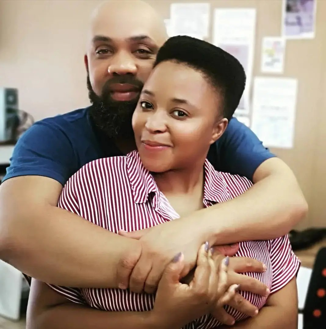 Skeem Saam's Mogkadi And Hubby Bruised From Accident After Hijack
