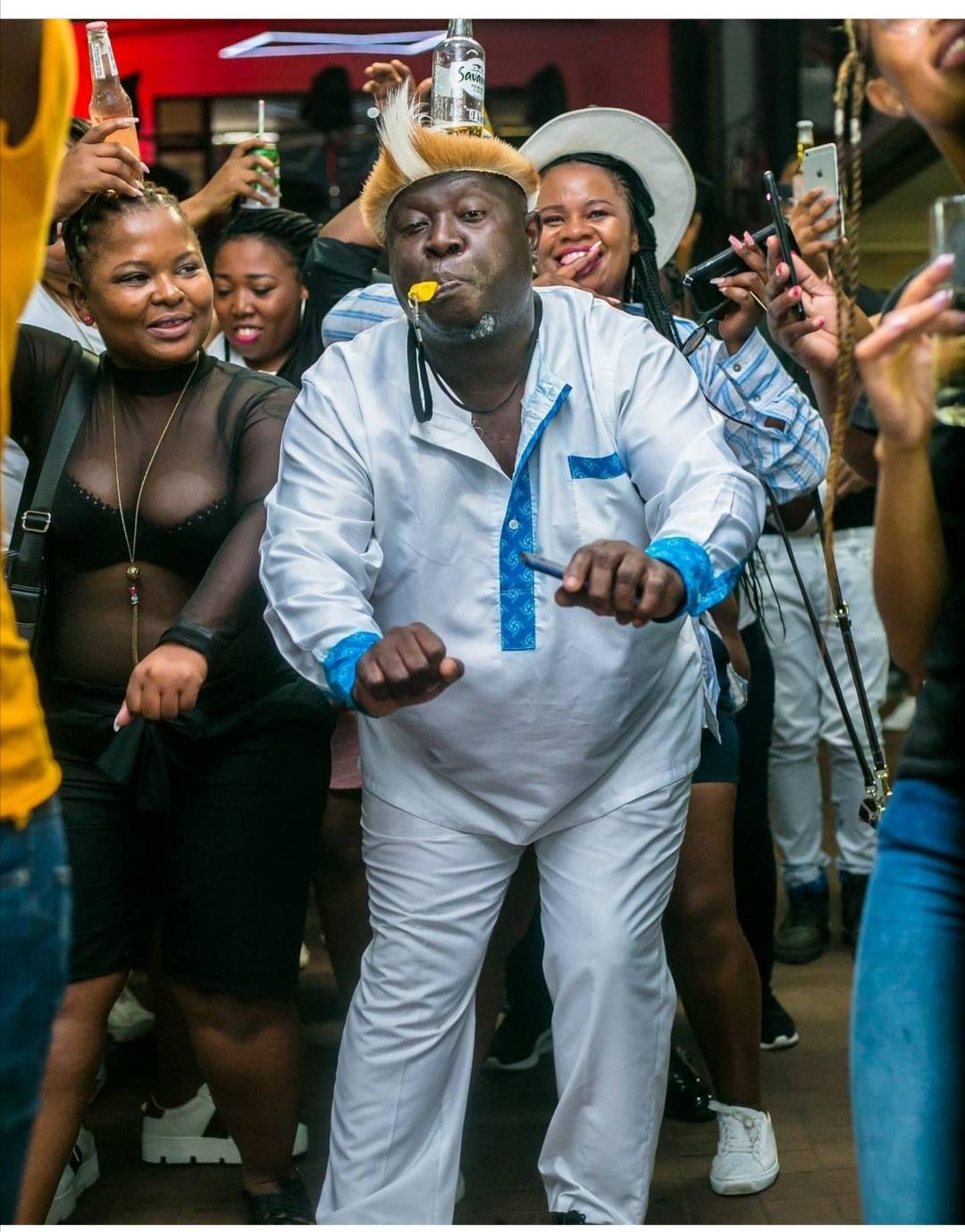 Savanna Bottle Mkhulu Dancer, Dana Khanyile (47) Speaks Out After Fame