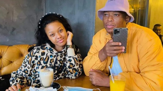 Mampintsha Makes Fun Of His Mother's Statement About Babes Wodumo