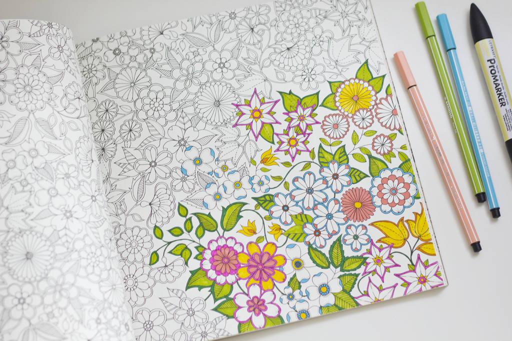 Таинственный сад. Книга для творчества и вдохновения