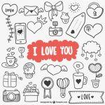 дудлинг любовь