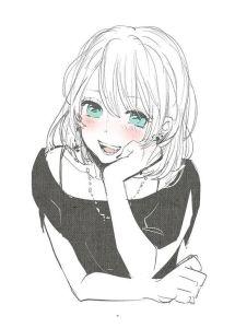 аниме для срисовки